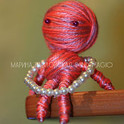 """Фен-шуй и эзотерика ручной работы. Ярмарка Мастеров - ручная работа """"Познание себя"""" Кукла-помощник. Handmade."""