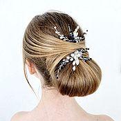 Свадебный салон handmade. Livemaster - original item Hair decoration