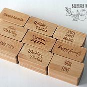 Атрибутика ручной работы. Ярмарка Мастеров - ручная работа Подарочная коробочка для флешки. Handmade.