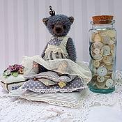 """Куклы и игрушки ручной работы. Ярмарка Мастеров - ручная работа Мишка """"Горошинка"""". Handmade."""