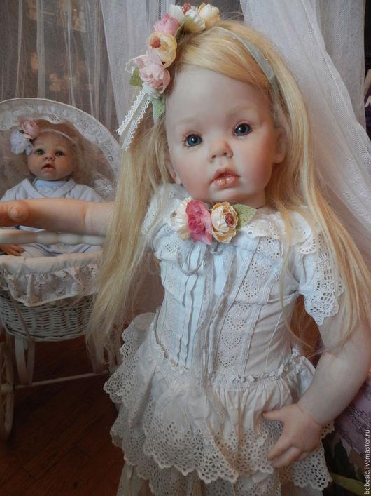 """Куклы-младенцы и reborn ручной работы. Ярмарка Мастеров - ручная работа. Купить Кукла """"Тибби"""". Handmade. Комбинированный, винил"""