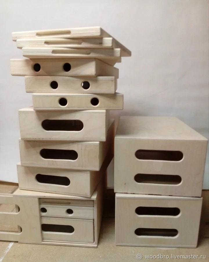 Apple Box - Эпл бокс подставки кино/фото ящики, Фото, Москва,  Фото №1
