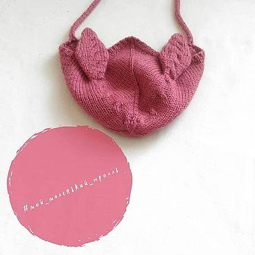 Clothing handmade. Livemaster - original item Children`s hat with ears. Handmade.