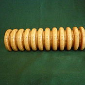 Материалы для творчества handmade. Livemaster - original item Rolling felting 26 cm. Handmade.