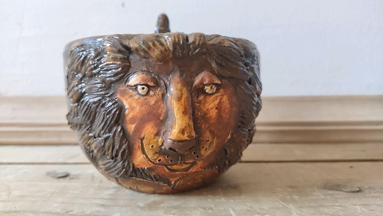 Лев, просто лев, Кружки и чашки, Москва,  Фото №1