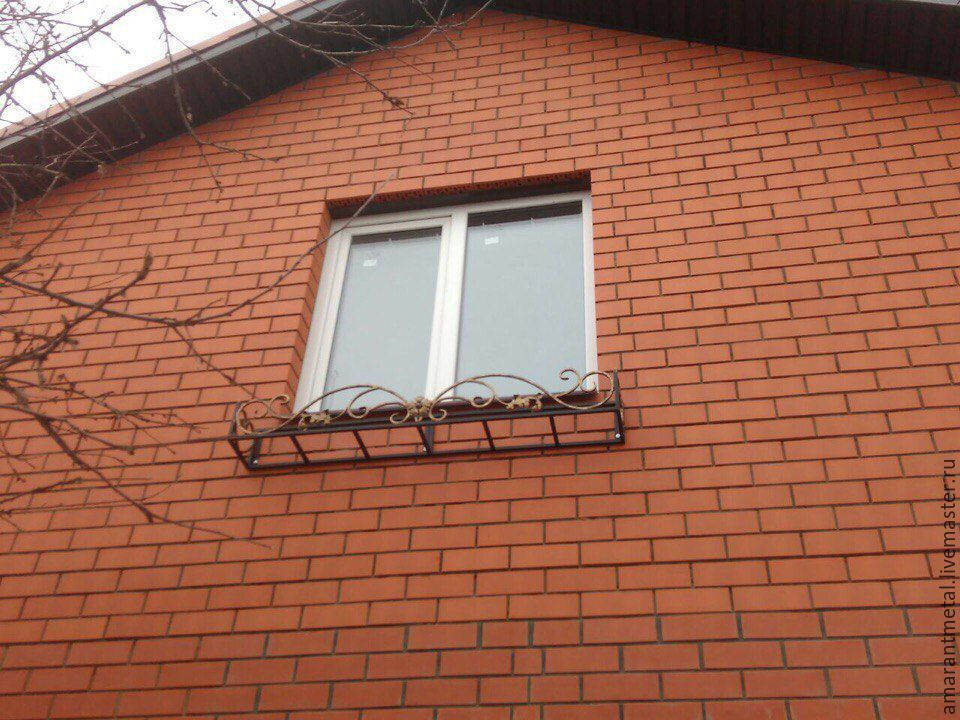 Французкий балкон для цветов - купить в интернет-магазине на.