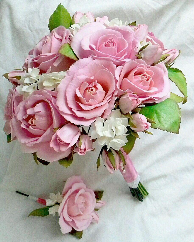 Красивые цветы букеты из фома, для знакомой