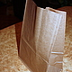 Упаковка ручной работы. Ярмарка Мастеров - ручная работа. Купить Крафт пакет упаковочный. Handmade. Упаковка, упаковка для подарка