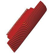 Материалы для творчества handmade. Livemaster - original item the spatula applicator to simulate a wood texture. Handmade.