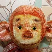 Куклы и игрушки ручной работы. Ярмарка Мастеров - ручная работа обезьянка Анфиса. Handmade.