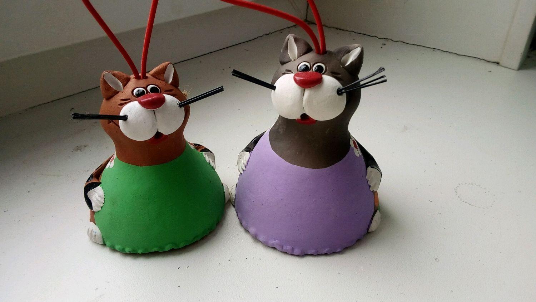 Кот колокольчик высокий, Колокольчики, Владимир,  Фото №1