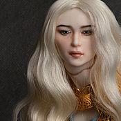 Куклы и игрушки handmade. Livemaster - original item Daenerys. Porcelain BJD. Handmade.