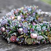 Украшения handmade. Livemaster - original item Bracelet secret Forest. Handmade.