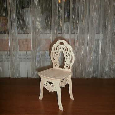 Dolls & toys handmade. Livemaster - original item High chair for dolls 1199. Handmade.