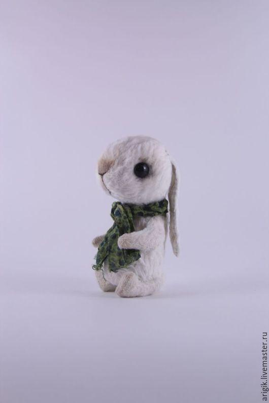 Куклы и игрушки ручной работы. Ярмарка Мастеров - ручная работа. Купить выкройка зайчика в PDF. Handmade. Белый, тедди