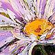 """Картины цветов ручной работы. Заказать Картина ромашки """"Мечты о Лете"""" (холст, масло). ЯРКИЕ КАРТИНЫ Наталии Ширяевой. Ярмарка Мастеров."""