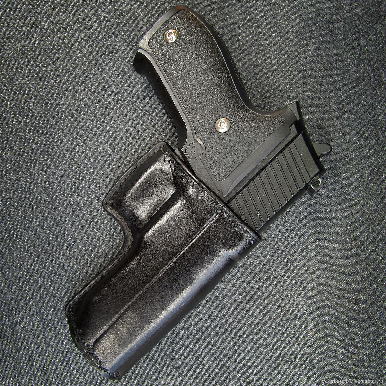 Open holster for Sig Sauer P226, mod. .2, Souvenir weapon, Sevsk,  Фото №1