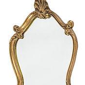 Для дома и интерьера ручной работы. Ярмарка Мастеров - ручная работа Настенное зеркало с консольным столиком в духе рококо  16БОР0090. Handmade.