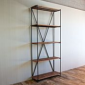 Для дома и интерьера handmade. Livemaster - original item Racks: Light Shelving