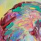 """Животные ручной работы. Картина со слонами """"Нежность"""" (холст, масло). ЯРКИЕ КАРТИНЫ Наталии Ширяевой. Ярмарка Мастеров."""