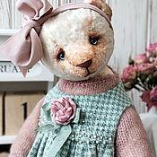 Мишки Тедди ручной работы. Ярмарка Мастеров - ручная работа Мишки Тедди: Лизавета. Handmade.