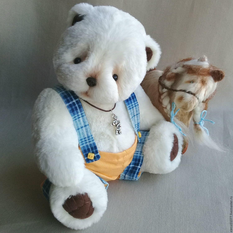 Teddy bear Kirill, Teddy Bears, Zheleznodorozhny,  Фото №1