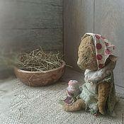 """Куклы и игрушки ручной работы. Ярмарка Мастеров - ручная работа Мишка тедди """"Машенька и Манюша"""". Handmade."""