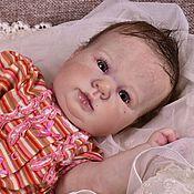 Куклы и игрушки handmade. Livemaster - original item Toddler reborn the chubby kid. Handmade.