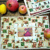 Подарки к праздникам ручной работы. Ярмарка Мастеров - ручная работа Ланчматы для праздничного стола. Handmade.
