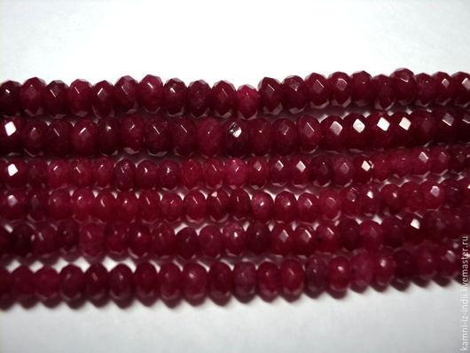 Для украшений ручной работы. Ярмарка Мастеров - ручная работа. Купить Рубин 10 шт. (корунд). Handmade. Рубин, камни