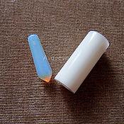 Материалы для творчества ручной работы. Ярмарка Мастеров - ручная работа Силиконовая форма Кристалла 31х9мм. Handmade.