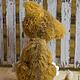 Игрушки животные, ручной работы. Рыжий-рыжий. Наталья Кузнецова (art-wool). Ярмарка Мастеров. Рыжий кот