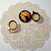 Для дома и интерьера handmade. Livemaster - original item 62 / for TWO napkin decorative. Handmade.