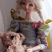 Куклы и игрушки ручной работы. Ярмарка Мастеров - ручная работа Летушко. Handmade.