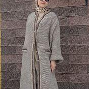 Одежда handmade. Livemaster - original item Coat the Approach of spring wool blend handmade. Handmade.