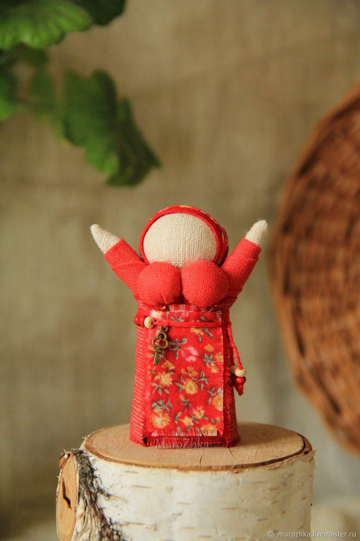 Радостея, Народная кукла, Коломна,  Фото №1