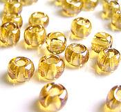 Материалы для творчества handmade. Livemaster - original item Glass beads 10 pieces. Handmade.