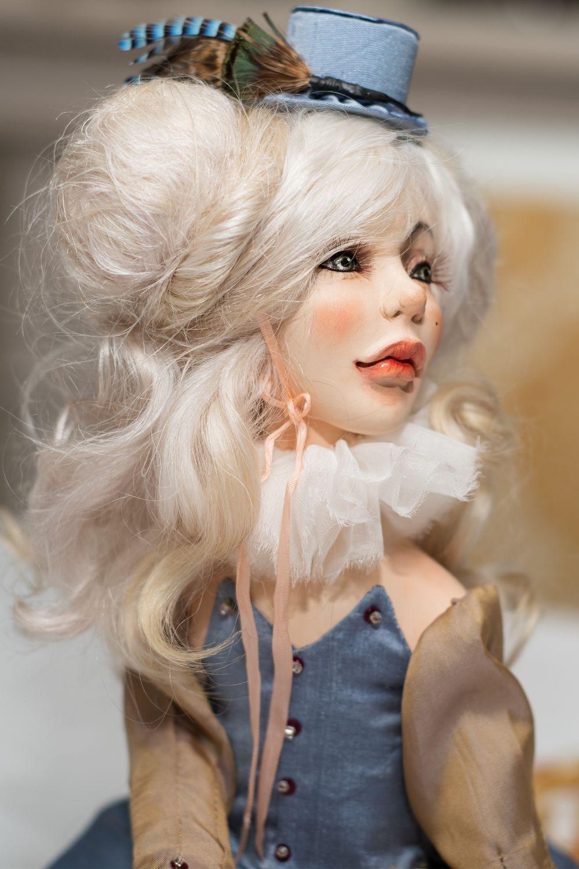 Коломбина, Шарнирная кукла, Москва,  Фото №1