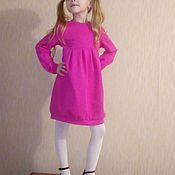 Платье ручной работы. Ярмарка Мастеров - ручная работа Платье-баллон для девочки. Handmade.