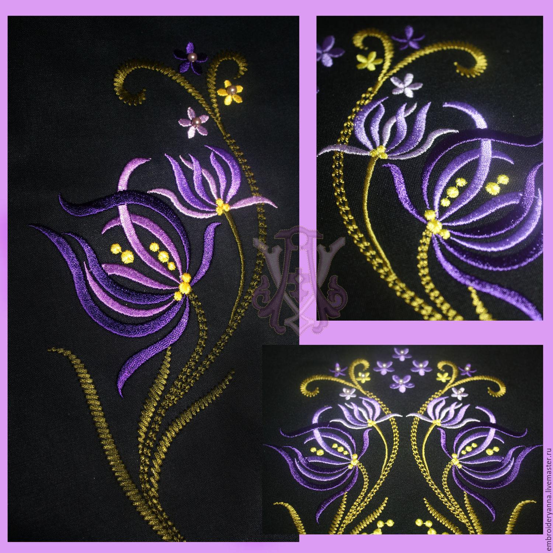 Дизайн вышивки для официальный сайт 877