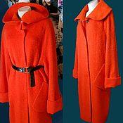Одежда handmade. Livemaster - original item Coat oversize of mohair
