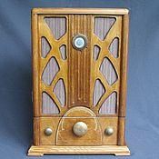 """Для дома и интерьера ручной работы. Ярмарка Мастеров - ручная работа Мини-бар"""" Радио-37"""". Handmade."""