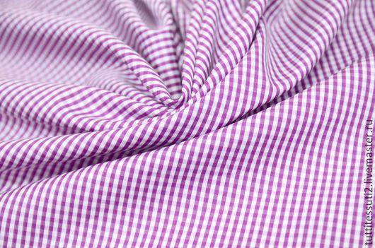 Шитье ручной работы. Ярмарка Мастеров - ручная работа. Купить Блузочная ткань 12-300-0127. Handmade. Фуксия
