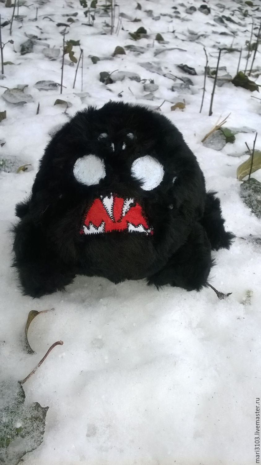 Spider from the game Don t Starve, Stuffed Toys, Vyazma,  Фото №1