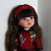 Куклы и игрушки handmade. Livemaster - original item OOAC Paola Reina in a festive dress. Handmade.