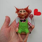 Куклы и игрушки ручной работы. Ярмарка Мастеров - ручная работа Все, что вам нужно.... Handmade.