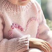 Джемперы ручной работы. Ярмарка Мастеров - ручная работа Джемперы с вышивкой. Handmade.