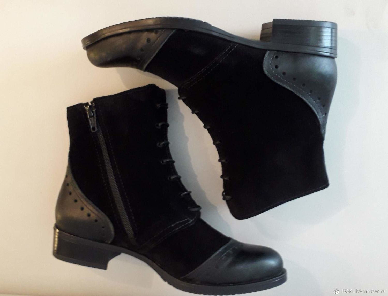 Ботинки: Dem - W, Обувь, Липецк, Фото №1
