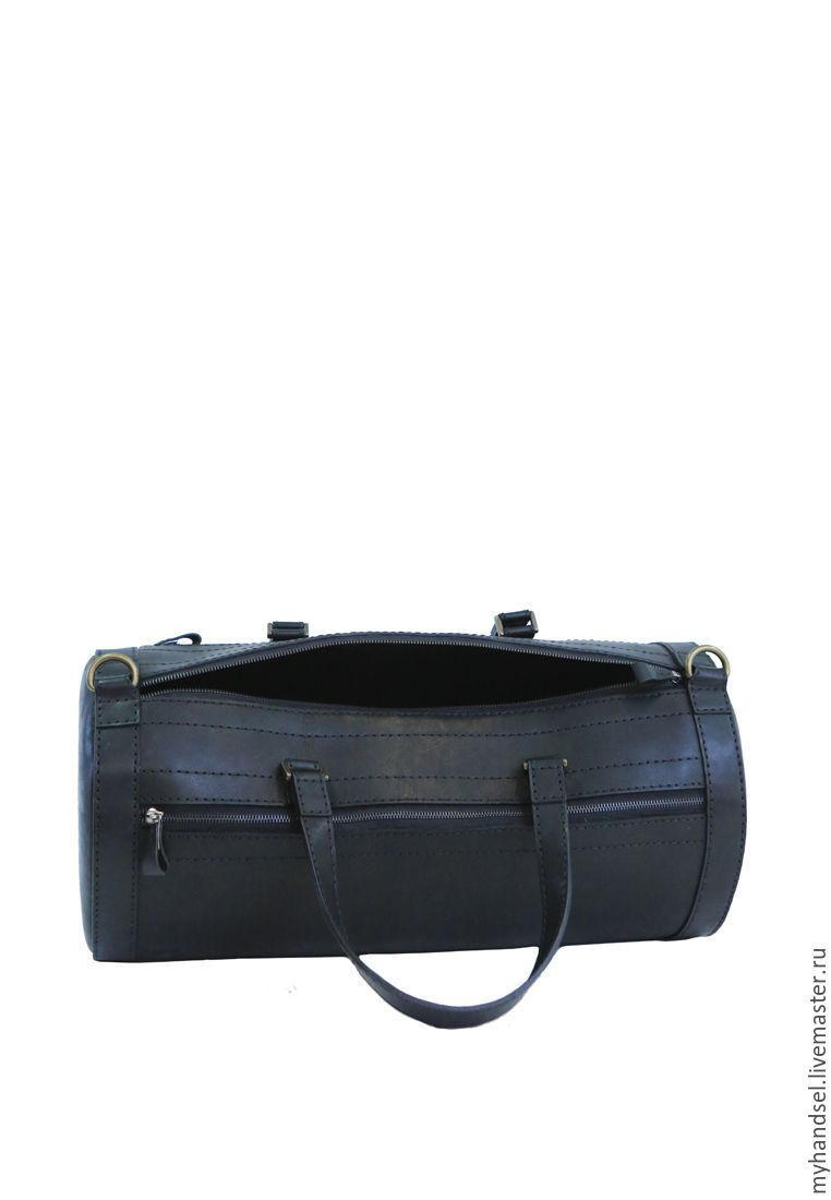 Дорожная сумка Бочонок