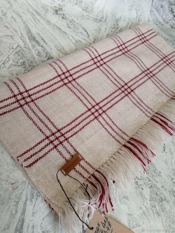 Woven scarf handmade, Scarves, Rubtsovsk,  Фото №1